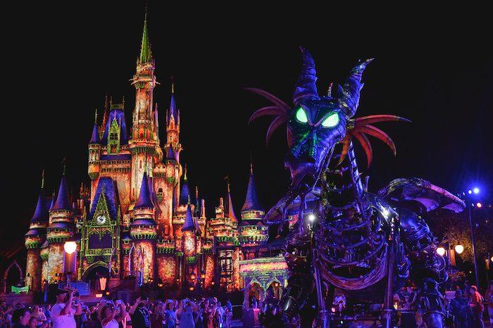 Desfile Disney Villains After Hours
