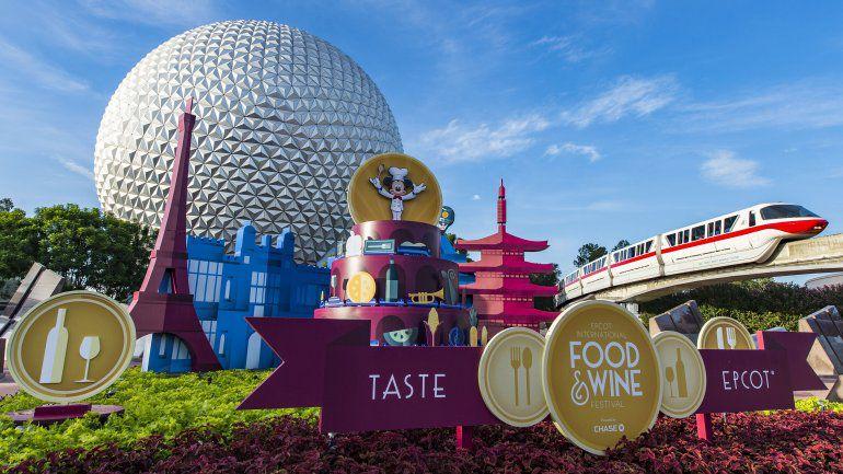 Taste of Epcot International Food & Wine Festival